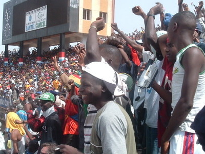 Gambia V Guinea