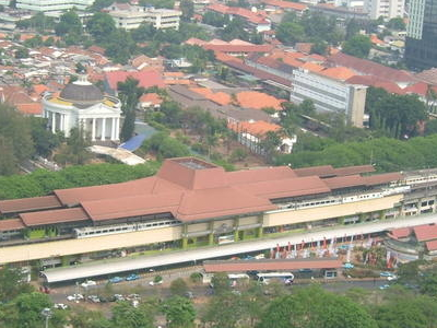 Gambir Station  Jakarta