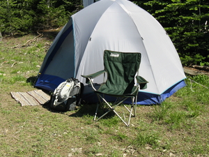 Game Lake Dispersed Camping