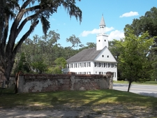 Midway Cemetery And Church