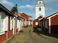 Gammelstad Igreja Cidade