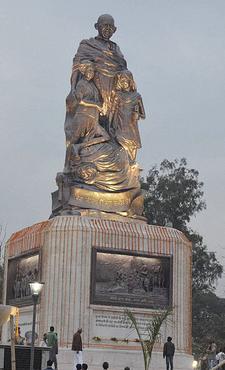 Gandhi Tallest Statue