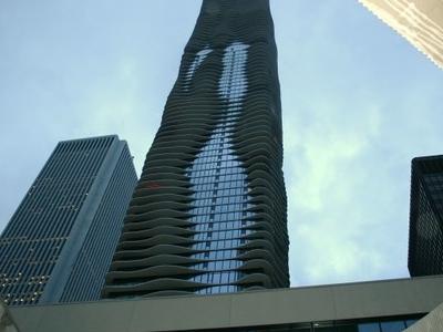 Aqua Tower's