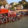 Ganga Dashara At Haridwar