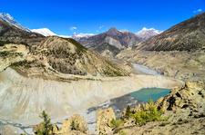 Gangapurna Manang - Annapurna Region Nepal