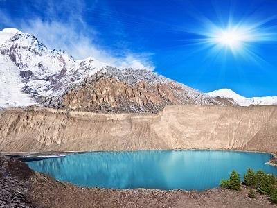 Gangapurna Lake - Annapurna Region
