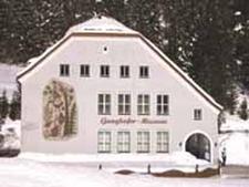 Ganghofer-Museum Leutasch Austria