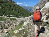 Glaciar Gangotri Trek