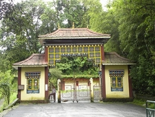 Gangtok Palace Gate - Sikkim