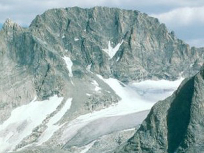 Gannett Peak, West Face