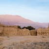 Gaochang Ruins In Taklamakan Desert