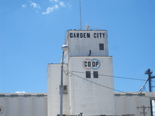 Garden City 2 C K S 2 C Grain Elevator I M G 5 8 7 1