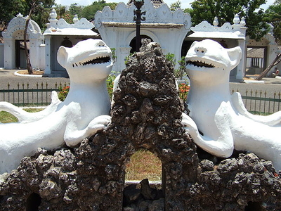 Garden Of Kraton Kasepuhan