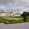 Garden Side Of Drottningholm Palace