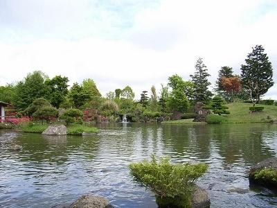 Garden @ Ushiku Daibutsu In Ibaraki