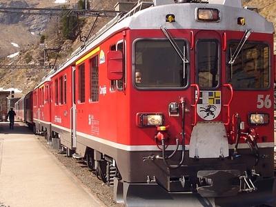 Gare D Alp Grum