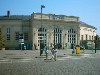 Gare De Denfert-Rochereau