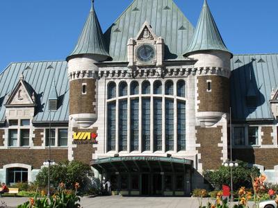 Gare Palais Quebec