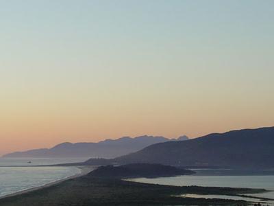 Garibaldi City And Tillamook Bay