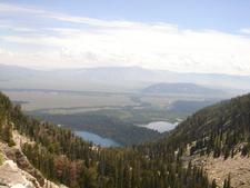 Garnet Canyon - Grand Tetons - Wyoming - USA