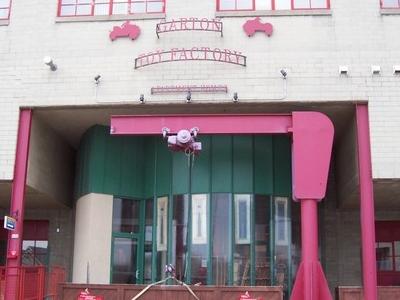 Garton Toy Factory Sheboygan Wisconsin
