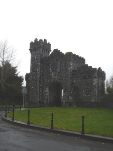 Gate House At Belleek Forest Park