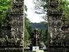 Gate Of Eka Karya Botanic Garden