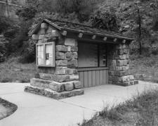 Gateway To The Narrows Trail - Zion - Utah - USA