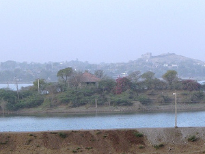 Gaurishankar Lake