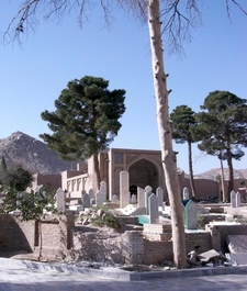 Gazar Gah Cemetery
