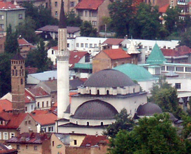 Gazi Husrev-Beg Mezquita