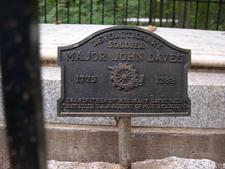 GCNM Park Memorial Plaque - Greensboro NC