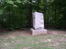 GCNM Park Stone Marker - Greensboro NC
