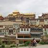 Gedan Sonzanlin Monastery In Shangri-la County