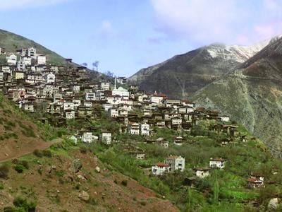 Artvin Small Town