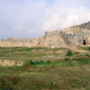 General View Of The Citadel Of Tiryns