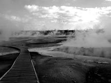 GenGeyser-4 For Model Geyser - Yellowstone - USA