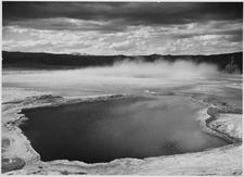 GenGeyser-7 For Whistle Geyser - Yellowstone - USA