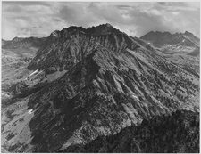 GenPeaks-2 For Almost-a-Dog Mountain - Glacier - USA