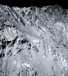 GenPeaks-8 For Kaina Mountain - Glacier - USA