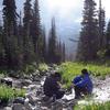 Cosley Lake CutOff Trail