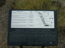 Geology Of Wind River Canyon