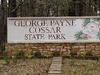 George P. Cossar State Park