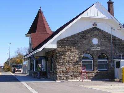 Georgetown Railway Station