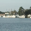 Shrimp Boats In Georgetown Harbor