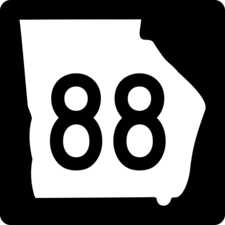 Georgia 8 8