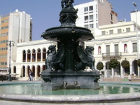Georgiou I Square