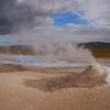 Geothermal Activity At Hveravellir