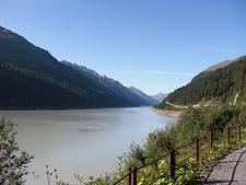 Gepatsch Reservoir, Kaunertal , Austria