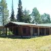 Geraldine Lucas Homestead-Fabian Place - Grand Tetons - Wyoming - USA